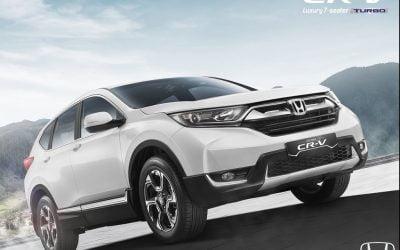 Honda CRV Turbo