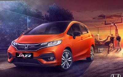 Honda All New Jazz