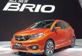 Honda Brio cikarang