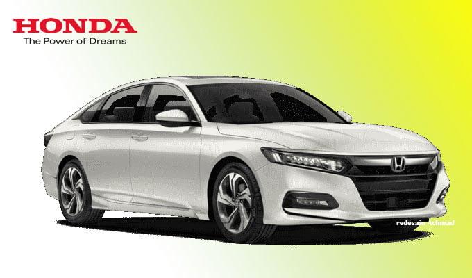 Honda Accord cikarang